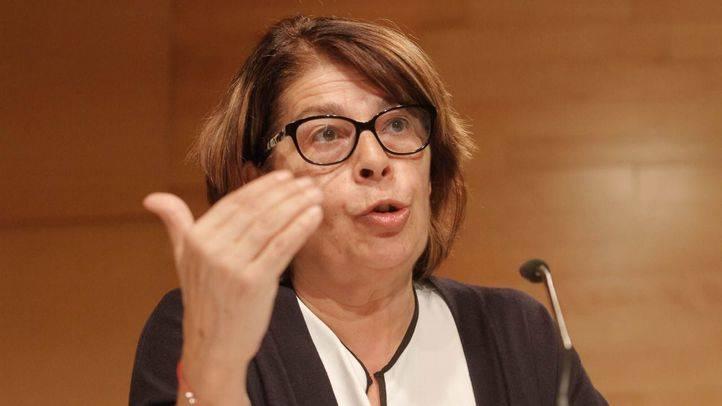 Ponencia de Inés Sabanés en la Jornada de Medio Ambiente.