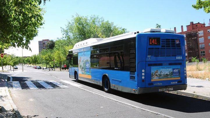 Bus EMT 141