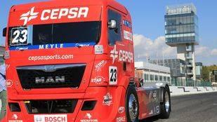 Gran Premio Camion de España, los monstruos llegan al Jarama