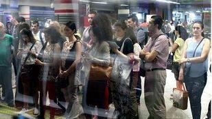 El pulso de los maquinistas de Metro no funcionará