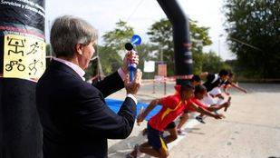 La Agencia para la Reeducación y Reinserción del Menor Infractor de la Comunidad clausura sus V Juegos Olímpicos