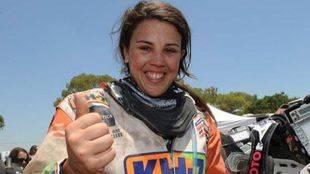Laia Sanz, campeona del mundo de enduro por cuarta vez
