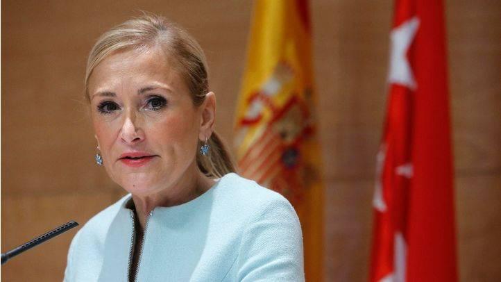 Cifuentes quiere superar a Londres y situar a Madrid como referente mundial del turismo de compras