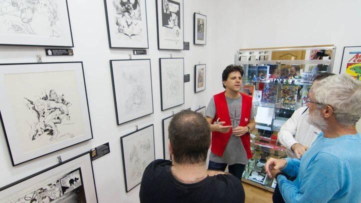 El 'museo' de Akira cómics dedica un nuevo espacio a Jack Kirby