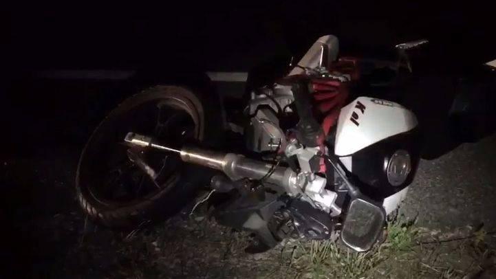 Muere tras caer de su motocicleta y ser arrollado en Fuente el Saz de Jarama