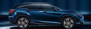Lexus RX 450h, lujo ecológico