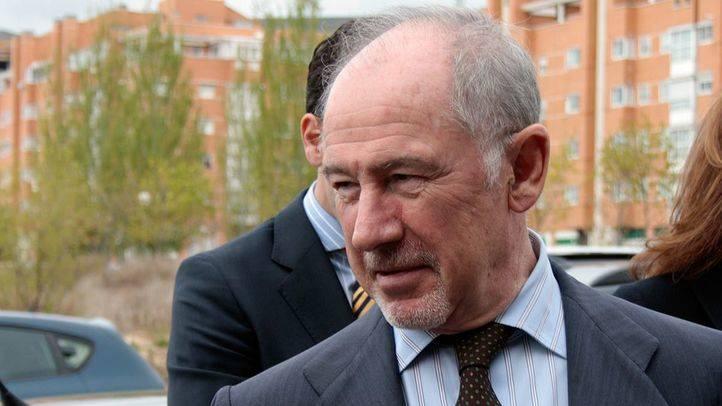 Rato declara este martes como imputado ante el juez que investiga su patrimonio
