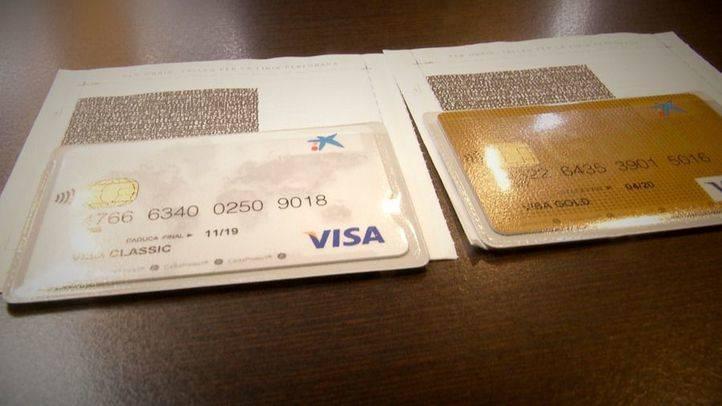 Tarjetas de entrega inmediata de CaixaBank