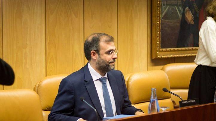 Arturo Canalda comparece en la comisión sobre la deuda