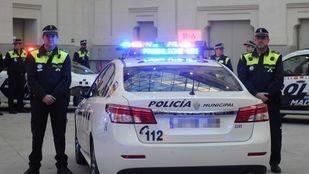 Nuevos coches de Policía.