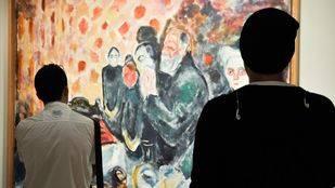 El Thyssen reivindica la obra pictórica de Munch