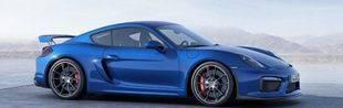 Porsche Cayman GT 4 Clubsport