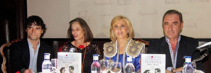 Ava Gardner y Luis Miguel Dominguín, protagonistas de la nueva novela de Nieves Herrero