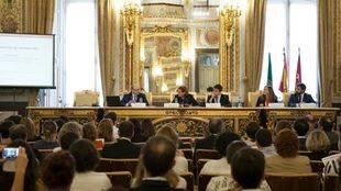 Jornada 'Implantación de la RSC y su verificación: un enfoque práctico' en la Cámara de Comercio