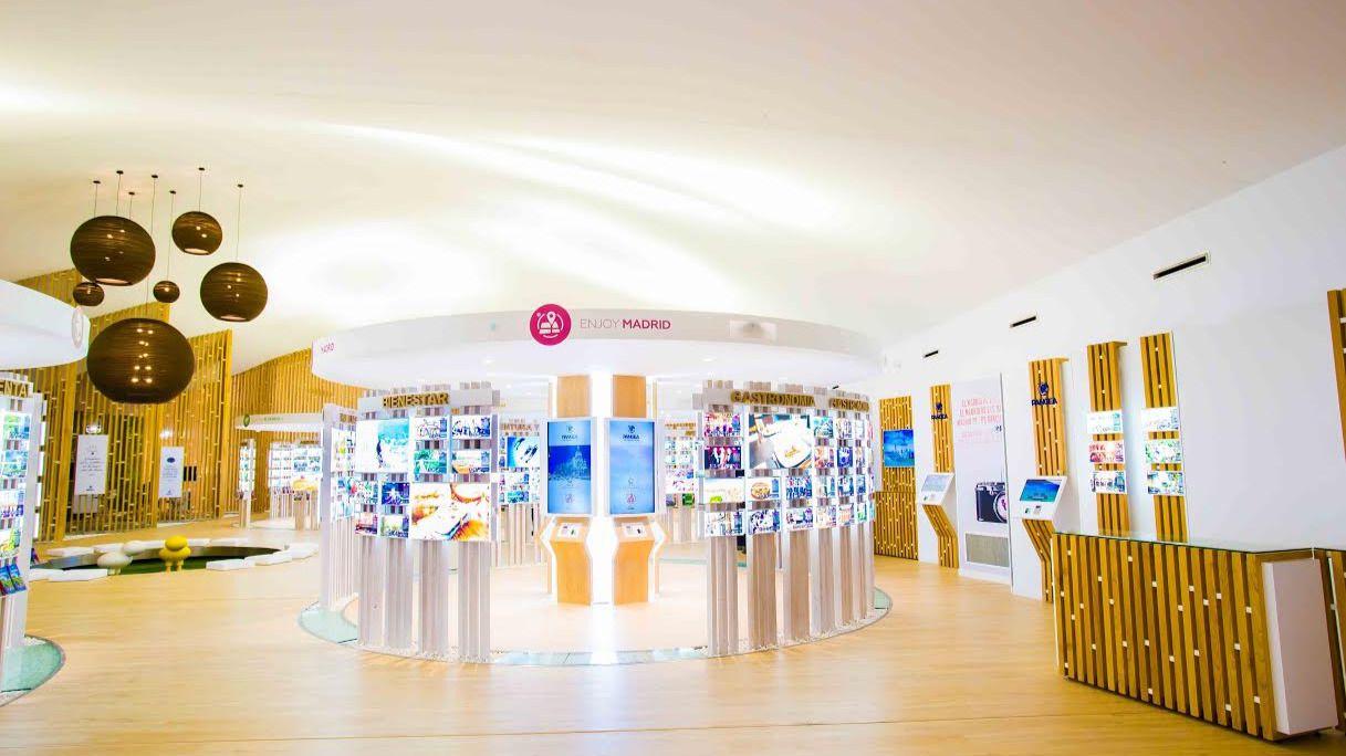 Abre en madrid la tienda de viajes m s grande del mundo for Agencia turismo madrid