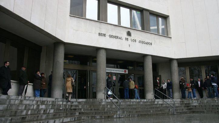 Juzgados de Plaza de Castilla.