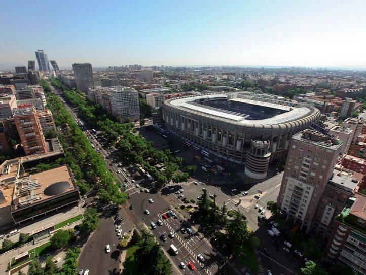 El Supremo ratifica la reducción de la valoración catastral del estadio Santiago Bernabéu