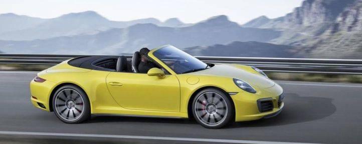 Porsche 911 Carrera 4 y Targa 4