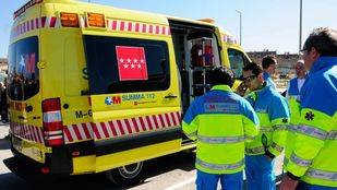 Fallece un obrero en Mejorada tras caerse de un andamio de 12 metros