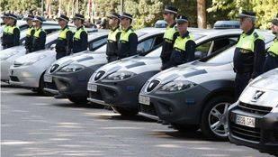 La Policía Municipal, bajo mínimos: un coche patrulla por cada 29.000 habitantes