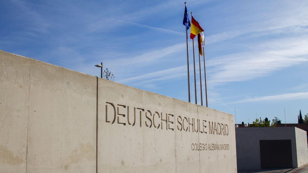 Arranca el nuevo colegio alem n de madrid la mayor obra - Colegio escolapias madrid ...