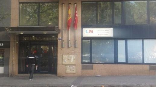 Sanidad cierra el centro de salud Infanta Mercedes por problemas en la canalización