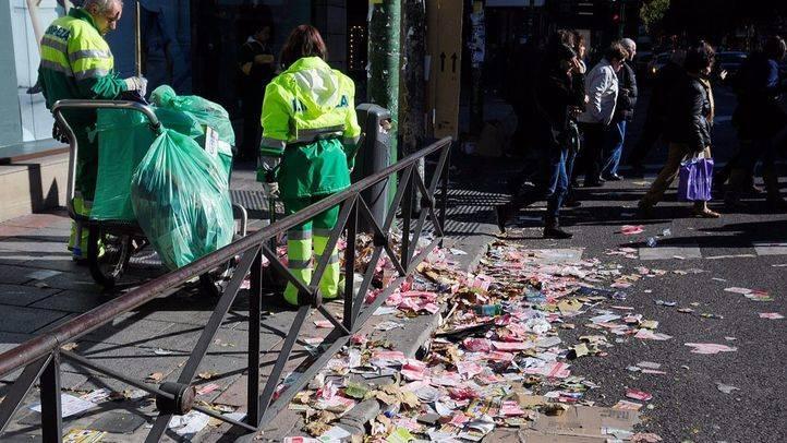 Desconvocada la huelga indefinida de recogida de basuras