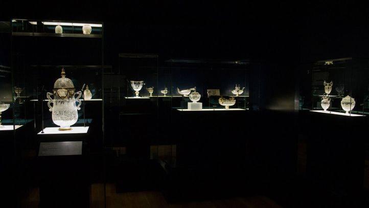 El 'Arte Transparente. Obras maestras de la talla del cristal en el Renacimiento Milanés', en el Museo del Prado