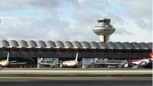 Terminal T4 del Aeropuerto de Adolfo Suárez Madrid Barajas