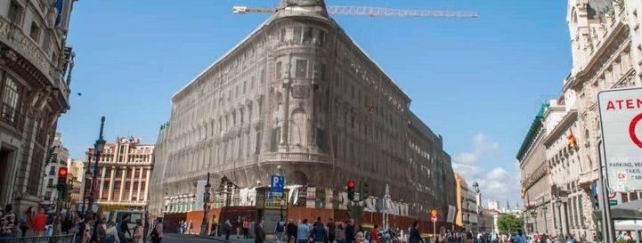 La 'operación Canalejas' descarta el intercambiador y reduce los pisos de lujo