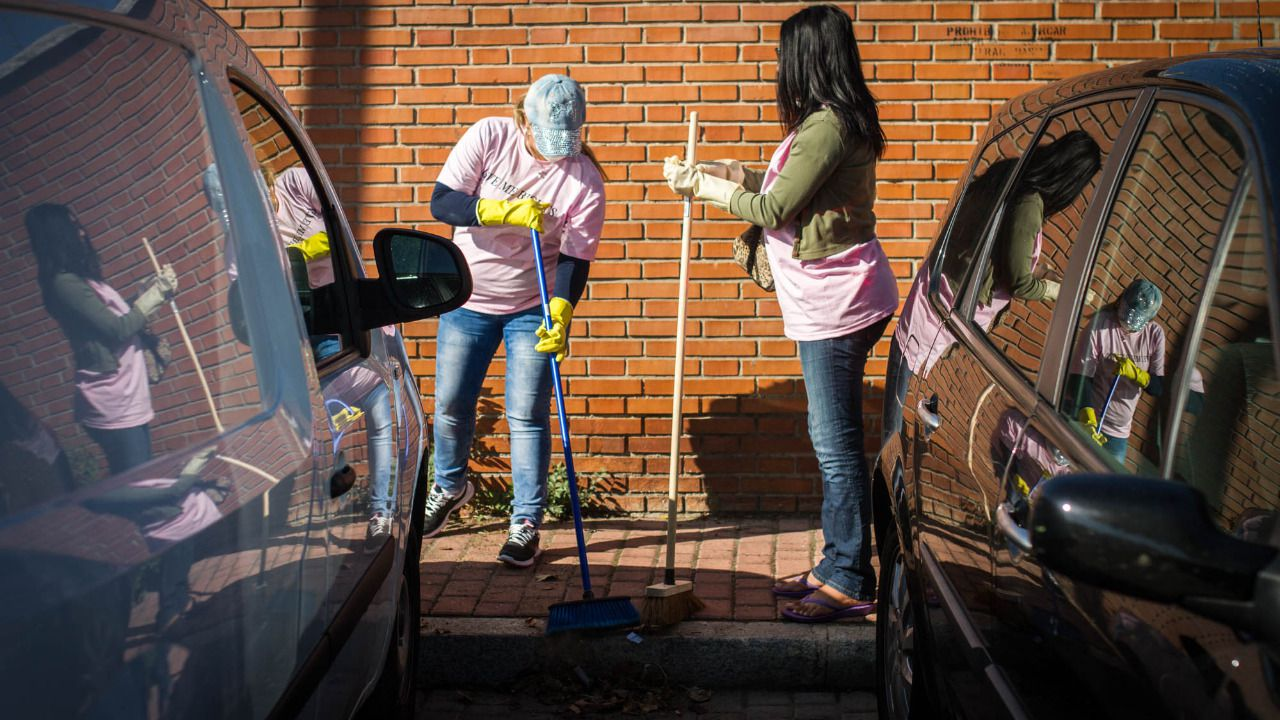 prostitutas poligono marconi estereotipos en mujeres
