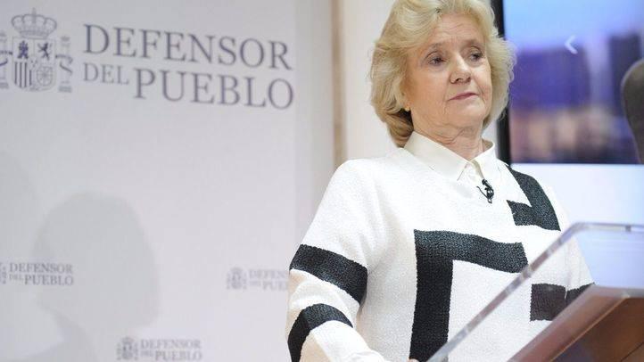 Soledad Becerril deja su cargo como Defensora del Pueblo