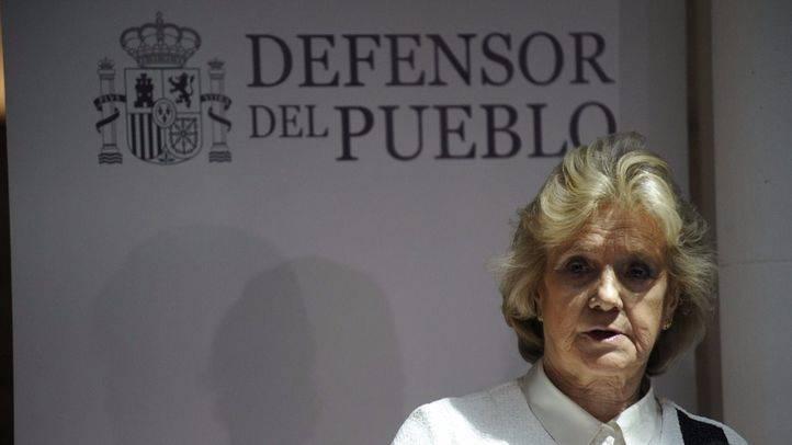 La Defensora del Pueblo, Soledad Becerril, ha cesado en su cargo tras cinco años al frente de la institución.