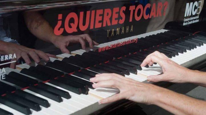 Madrid suena a música de piano por un día