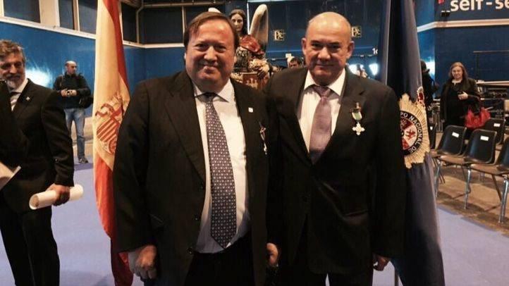 Alfredo Santos y Enrique Tuñón