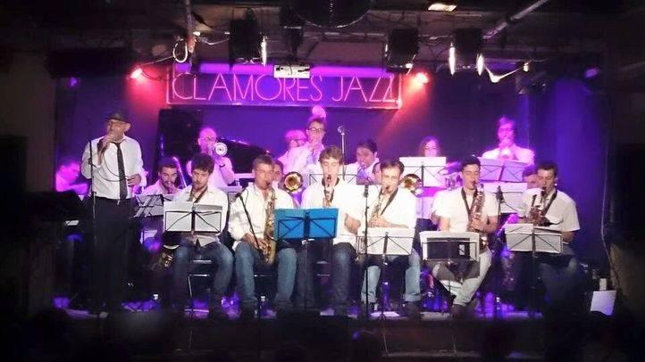 Amaniel Big Band en el Festival JAZZMADRID´15