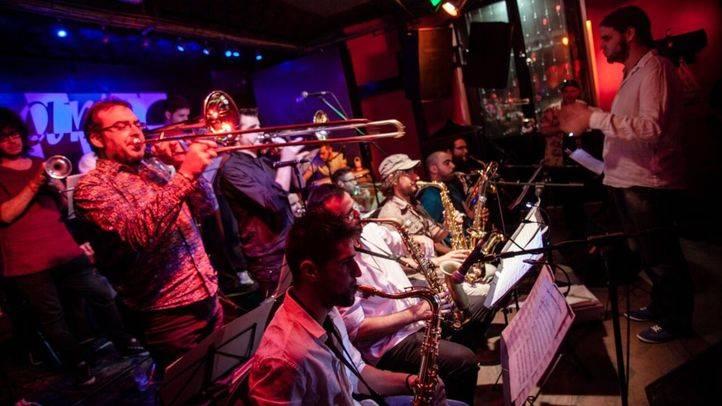 Big Band Música Creativa en el Festival JAZZMADRID´15