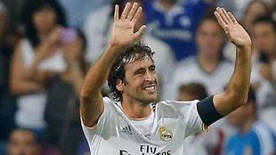 Raúl anuncia su retirada a los 38 años