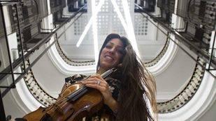 Leticia Moreno actúa junto a la Orquesta de Classic FM radio en la capital búlgara
