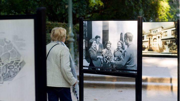 El Real Jardín Botánico celebra su 260 aniversario con una exposición de imágenes