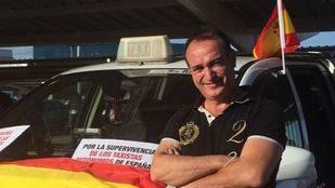Miguel Ángel Leal, candidato a presidir la Gremial del Taxi de Madrid