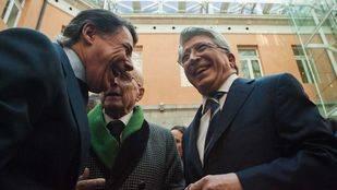 Ignacio González y Enrique Cerezo.