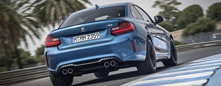 BMW M2 Coupé, deportivo compacto de altas prestaciones