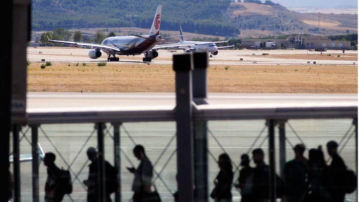 Barajas registra el mayor número de pasajeros en el mes de septiembre