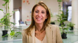 Silvia Saavedra portavoz de Ciudadanos en la comisión de Transparencia y participación ciudadana del Ayuntamiento de Madrid.