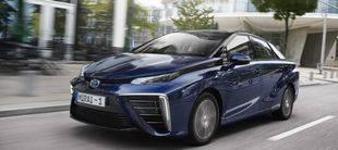 Toyota Mirai, regreso al futuro
