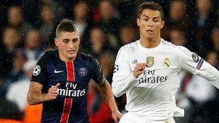 El Madrid empata en París
