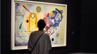 Lo abstracto de la mano de Kandinsky