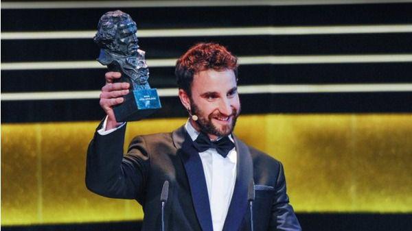 Dani Rovira volverá a presentar la Gala de los Goya