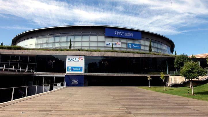 Madrid-Arena